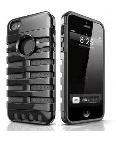 Black Retro Elvis Style Mic Microphone Apple Iphone 4S 4 Cover Case