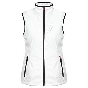 Icepeak Laurina Shell Vest 50 weiß - 36