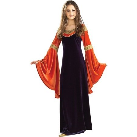 Deluxe Lord of the Rings Arwen Womens Gown - Adult Costumes