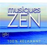 echange, troc Compilation, Valentin Saint-Clair - Musiques Zen 100% Relaxant