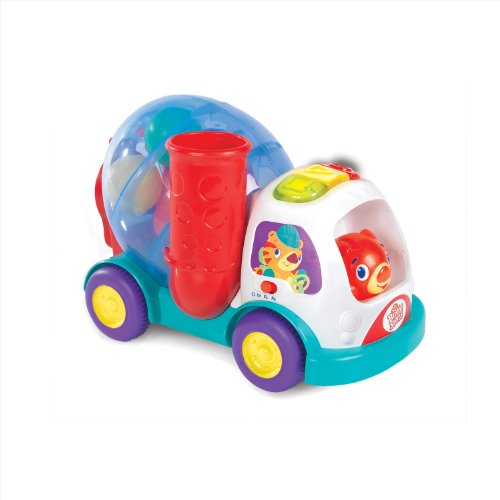 Bright Starts Having a Ball Swirl and Roll Roadster (Discontinued by Manufacturer) - 1