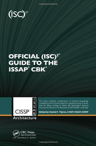 Official (ISC)2® Guide to the ISSAP® CBK