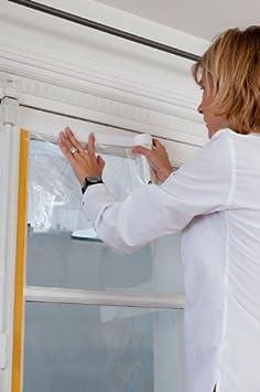 film de survitrage pour pour isolation thermique bricolage m73. Black Bedroom Furniture Sets. Home Design Ideas