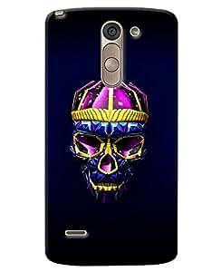 FurnishFantasy 3D Printed Designer Back Case Cover for LG G3 Stylus