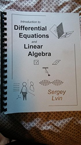 Differential equations with linear algebra by matthew r boelkins.