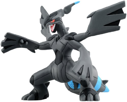 Pokemon Black & White Legendary Figure: Zekrom (Overdrive) - 1