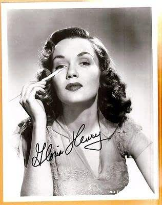 Gloria Henry-Signed Photo-26 A- This Is A Vintage Photo! at Amazon's