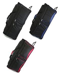 Extra Large 36 Inch Luggage Wheeled Holdall Bag Suitcase