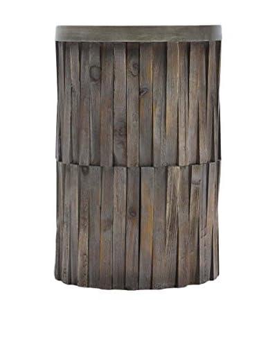 Vertuu Durg Table, Large, Brown