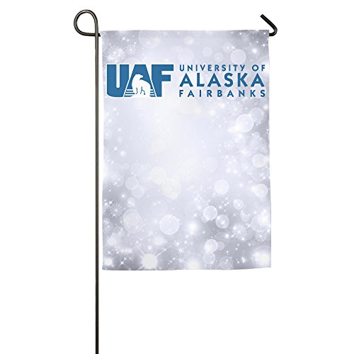 GUC University Of Alaska Logo Summer Patio Garden Flag Decor