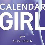 November (Calendar Girl 11) | Audrey Carlan