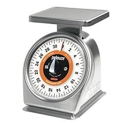 Pelouze Quick Stop Mechanical Portion-Control Scale