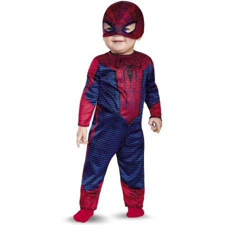 Disguise The Amazing Spider-Man Infant - Toddler Costume 12-18 Months