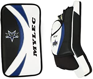 Mylec Pro Junior Roller Hockey Goalie Blocker by Mylec