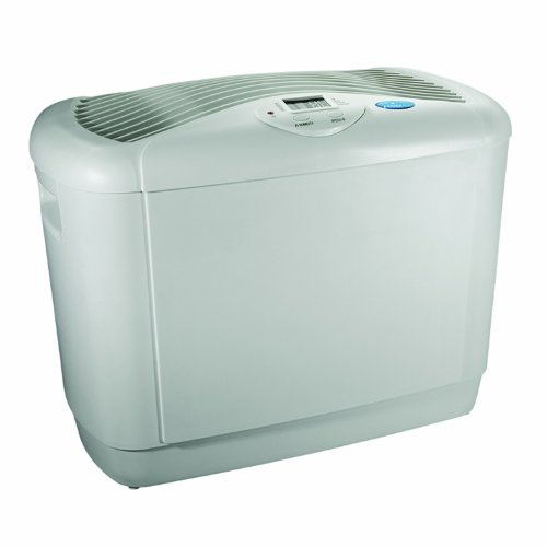 Essick Air 5D6 700 4-Speed Mini Console Humidifier,White
