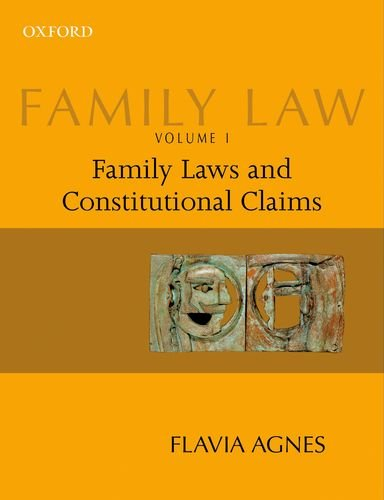 Law, Justice, and Gender: Family Law and Constitutional Provisions in India