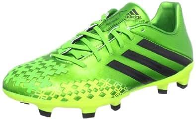 adidas Performance P Absolado LZ TRX FG Q21656, Herren Fußballschuhe, Grün (RAY GREEN F13 / BLACK 1 / ELECTRICITY), EU 39 1/3 (UK 6)