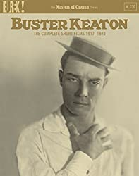 The Complete BUSTER KEATON Short Films 1917-1923 (Masters of Cinema) (Blu-ray)
