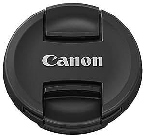 Canon E-58 II bouchon d'objectif Noir