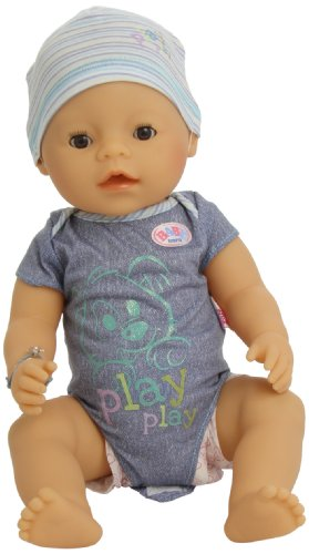Baby Born Interactive Doll - Boy front-331850