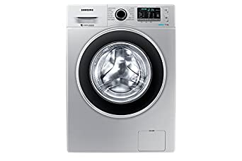 Samsung WW75J5410GS/TL Fully automatic Front loading Washing Machine  7.5 Kg, Silver  available at Amazon for Rs.42490