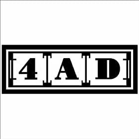Various - 4AD Sampler 2009
