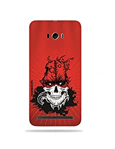 casemirchi creative designed mobile case cover for Asus Zenfone Selfie / Asus Zenfone Selfie designer case cover (MKD10018)