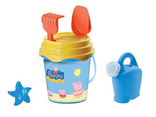 Mondo 28053 - Set da Spiaggia Peppa Pig Bucket Set