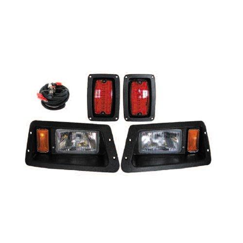 Yamaha G14 - G22 Golf Cart Headlight & Led Tail Light Kit