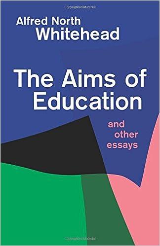 FREE The Purpose Of Education Essay