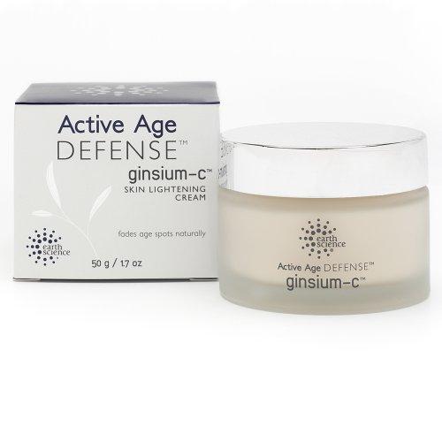 Earth Science Ginsium-C Skin Lightener 1.7 Ounce