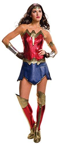 rubie-s-secret-wishes-ufficiale-wonder-woman-dawn-di-giustizia-costume-taglia-s