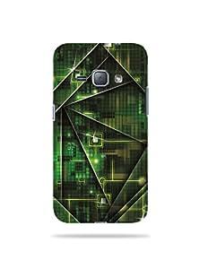 alDivo Premium Quality Printed Mobile Back Cover For Samsung Galaxy J1 (2016 Ed) / Samsung Galaxy J1 (2016 Ed) Printed Mobile Case (MKD024-3D-B52A-SGJ1-16)