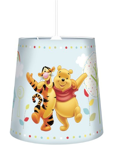 Lampadario A Sospensione Winnie The Pooh Disney