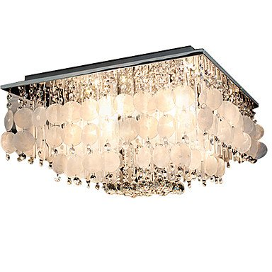Luxuriant Crystal Pendant Lights With 4 Lights Where To