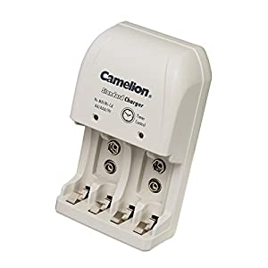 Camelion - Chargeur BC-904S pour accus AA / AAA / 9V