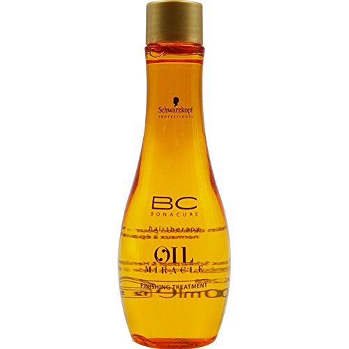 Schwarzkopf Cura Capillare, Bc Oil Miracle Finishing Treatment, 100 ml