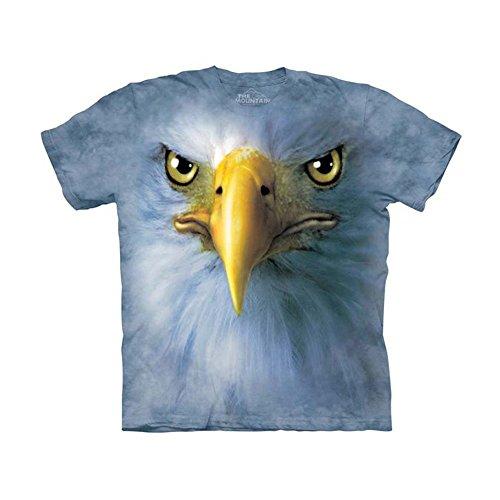 the-mountain-kids-eagle-face-t-shirt-medium-blue