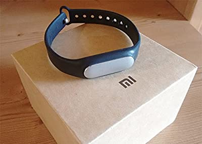 Xiaomi Lightweight IP67 Smart Wireless Bluetooth 4.0 Healthy Sports Miband Bracelet for Mi3 Mi4 Redmi Note 4G iPhone 4S 5 5C 5S 6 6 Plus with IOS7.0 or Above
