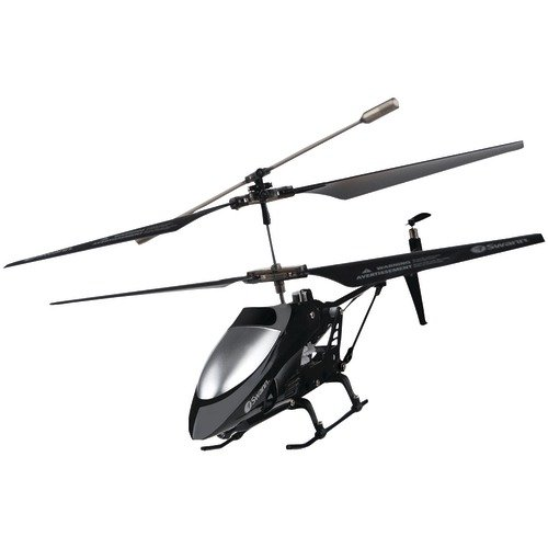 SWANN SWTOY-BKLITE-GL MICRO LIGHTNING LIGHT & FAST STEALTH HELICOPTER (SWTOY-BKLITE-GL) -