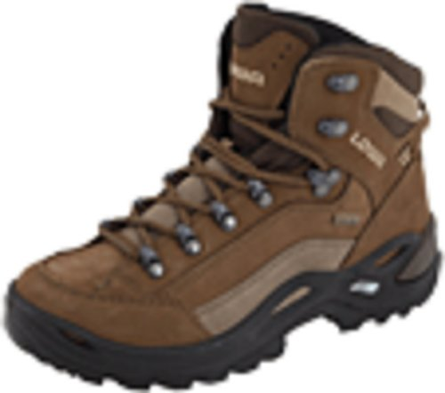 lowa women 39 s renegade gtx mid hiking boot review and discount. Black Bedroom Furniture Sets. Home Design Ideas