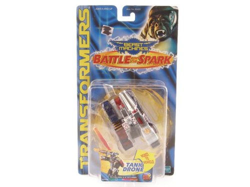 Transformers Beast Machines TANK DRONE 2000 (Transformer Tank compare prices)
