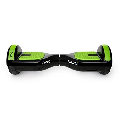 DOC HOVERBOARD BLACK 6.5