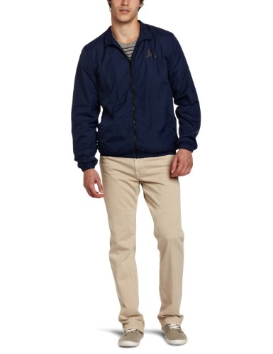 WeSC Jockum Men's Coat Medium Blue Medium