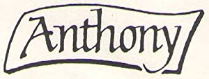 Name Rubber Stamps - Anthony