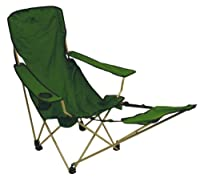 ALPS Mountaineering Escape Camp Chair with Included Footrest and Shoulder Carry Bag by ALPS Mountaineering