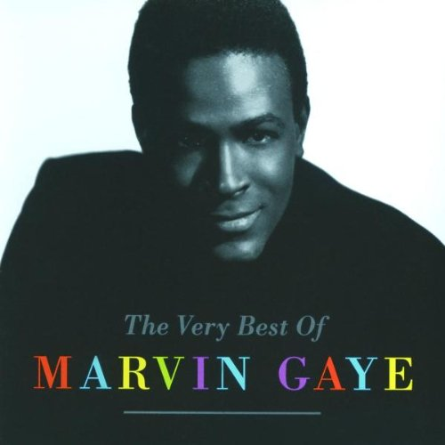 The Very Best of Marvin Gaye artwork
