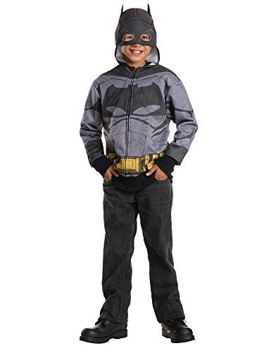 Rubie's Costume Batman v Superman: Dawn of Justice Batman Child Hoodie at Gotham City Store