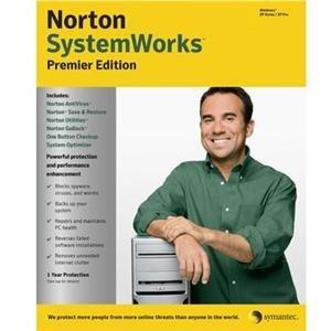 Norton Systemworks 2007 Premier Edition 10.0