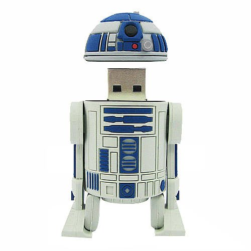 Star Wars Exclusive 2GB USB Drive R2D2